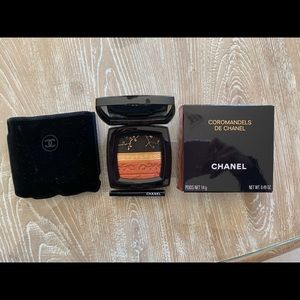 Chanel coromondels limited edition
